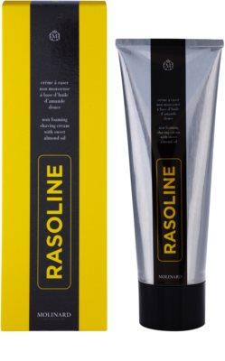 Molinard Rasoline Rasiercreme mit Mandelöl