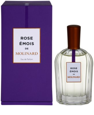 Molinard Rose Emois Eau de Parfum para mulheres