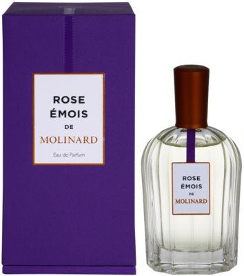 Molinard Rose Emois Eau De Parfum pentru femei