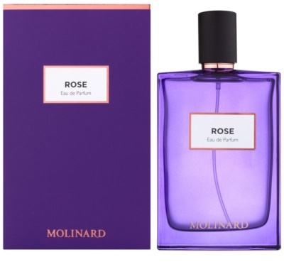 Molinard Rose eau de parfum nőknek