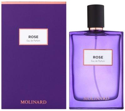 Molinard Rose eau de parfum para mujer