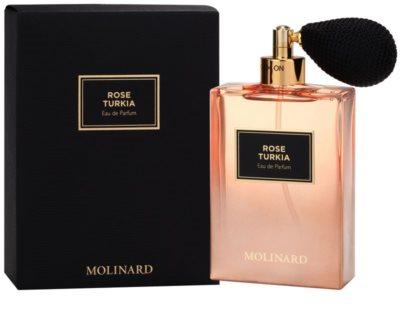 Molinard Rose Turkia Eau de Parfum para mulheres 1