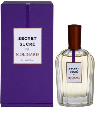 Molinard Secret Sucre парфумована вода унісекс
