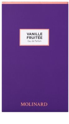 Molinard Vanilla Fruitee eau de parfum unisex 4