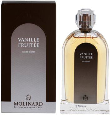 Molinard Vanilla Fruitee toaletna voda uniseks