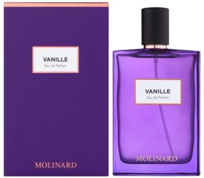 Molinard Vanille eau de parfum nőknek