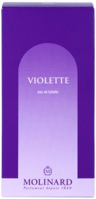 Molinard Les Fleurs Violette Eau de Toilette for Women 4