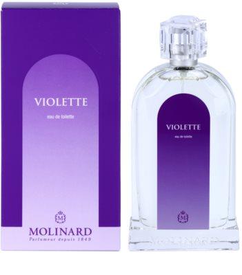 Molinard Les Fleurs Violette Eau de Toilette para mulheres