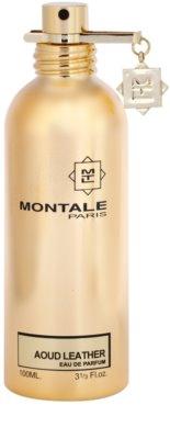 Montale Aoud Leather eau de parfum teszter unisex