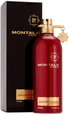 Montale Aoud Red Flowers eau de parfum unisex 1
