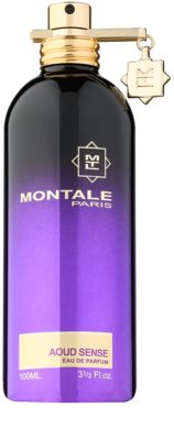 Montale Aoud Sense eau de parfum teszter unisex