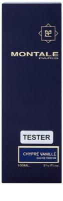 Montale Chypré Vanillé eau de parfum teszter unisex 2