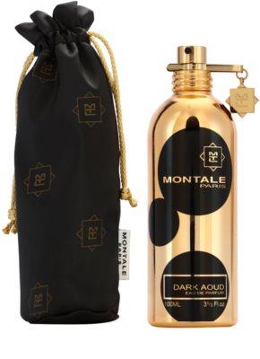 Montale Dark Aoud eau de parfum teszter unisex