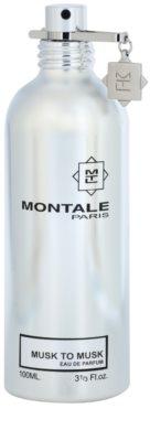 Montale Musk To Musk eau de parfum teszter unisex