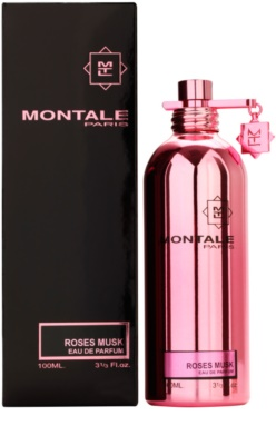 Montale Roses Musk Eau de Parfum für Damen