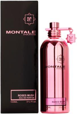 Montale Roses Musk Eau de Parfum para mulheres