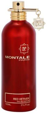 Montale Red Vetyver eau de parfum teszter férfiaknak