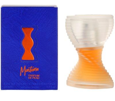 Montana Parfum de Peau Eau de Toilette für Damen