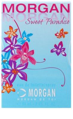 Morgan Sweet Paradise Eau de Toilette für Damen 3