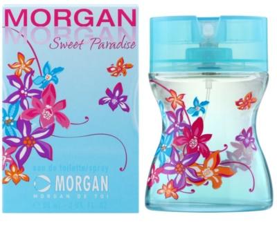 Morgan Sweet Paradise Eau de Toilette für Damen