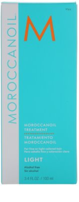Moroccanoil Treatments olej pro jemné a zplihlé vlasy 3