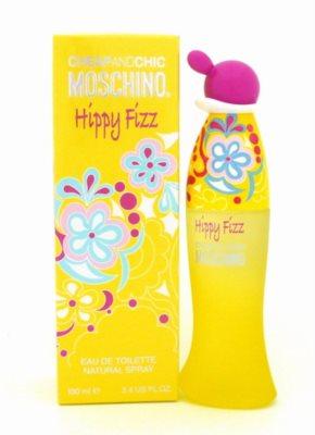 Moschino Hippy Fizz toaletní voda pro ženy