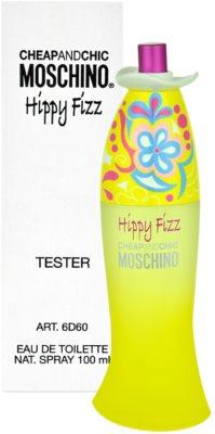 Moschino Hippy Fizz туалетна вода тестер для жінок
