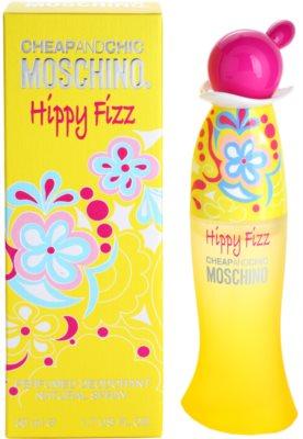 Moschino Hippy Fizz Deo mit Zerstäuber für Damen