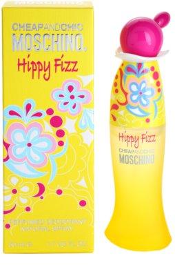 Moschino Hippy Fizz dezodorant z atomizerem dla kobiet