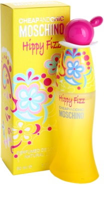 Moschino Hippy Fizz Deo mit Zerstäuber für Damen 1