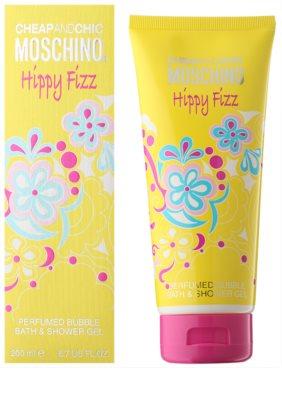 Moschino Hippy Fizz gel de ducha para mujer