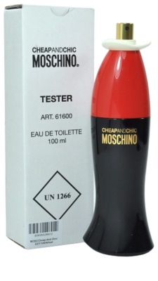 Moschino Cheap & Chic eau de toilette teszter nőknek