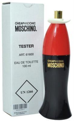 Moschino Cheap & Chic туалетна вода тестер для жінок