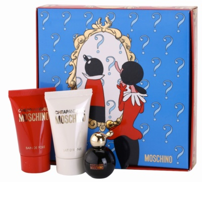 Moschino Cheap & Chic ajándékszettek