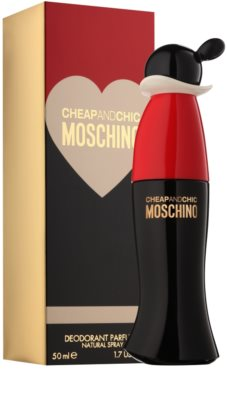Moschino Cheap & Chic дезодорант з пульверизатором для жінок 2