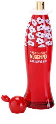 Moschino Cheap & Chic Chic Petals Eau de Toilette para mulheres 3