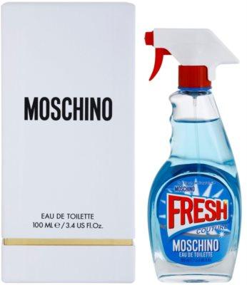 Moschino Fresh Couture toaletná voda pre ženy
