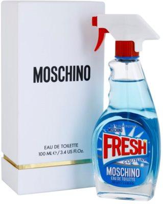 Moschino Fresh Couture toaletná voda pre ženy 2