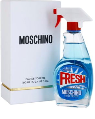 Moschino Fresh Couture eau de toilette para mujer 2