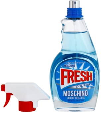 Moschino Fresh Couture toaletná voda pre ženy 4