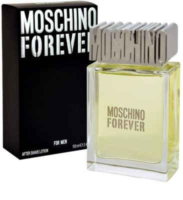 Moschino Forever after shave para homens