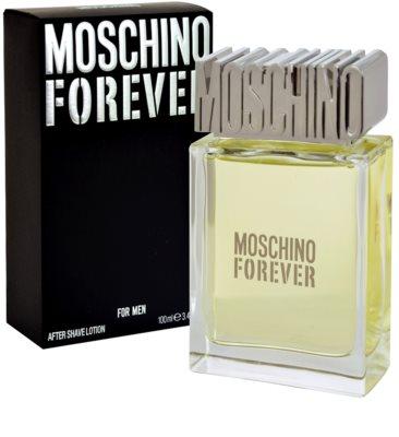 Moschino Forever borotválkozás utáni arcvíz férfiaknak