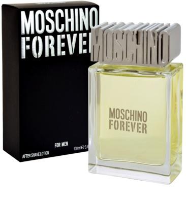 Moschino Forever loción after shave para hombre