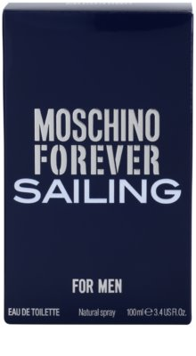 Moschino Forever Sailing Eau de Toilette for Men 4