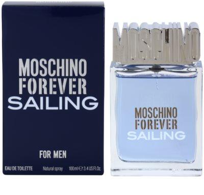 Moschino Forever Sailing toaletná voda pre mužov