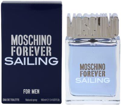 Moschino Forever Sailing toaletna voda za moške