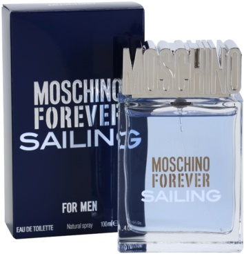 Moschino Forever Sailing Eau de Toilette for Men 1