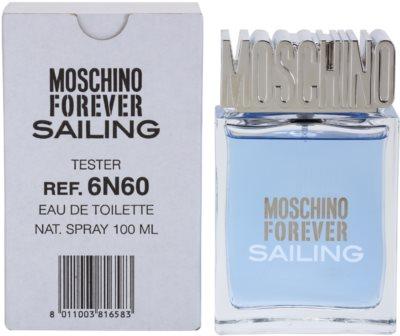 Moschino Forever Sailing тоалетна вода тестер за мъже