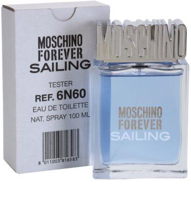 Moschino Forever Sailing eau de toilette teszter férfiaknak 1