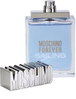 Moschino Forever Sailing eau de toilette teszter férfiaknak 3